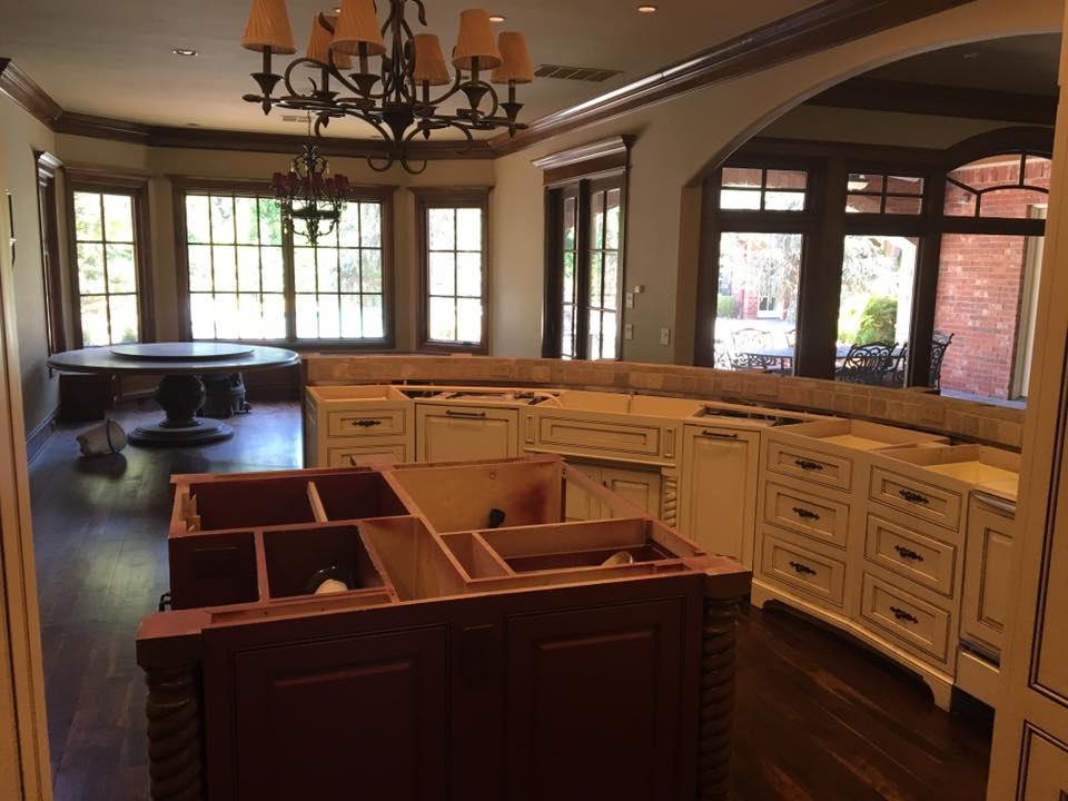 Kitchen Renovation Trs The Roofing Specialist
