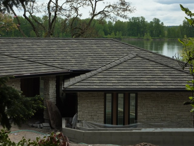 Stone Coated Metal Roofs Trs The Roofing Specialist