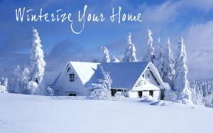 Winterizing your Home winterize 300x188